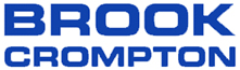 Brook Crompton Logo